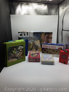 Game Lot - 7 Games