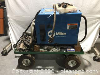 Welding Machine by Miller Syrcoware