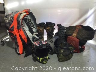 Motor Cross Lot 1- Pair Socks