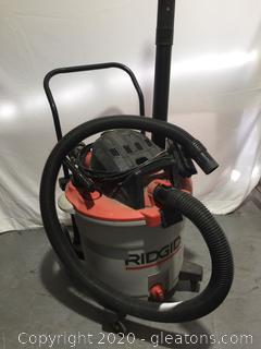 SOLD - Shop Vac by Ridgid