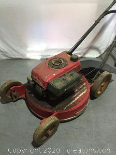 Push Mower by Honda