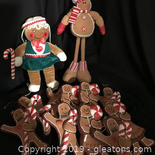 Gingerbread lot