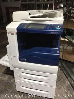 Xerox Copier Scanner