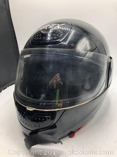 Motorcycle Helmet by Grex