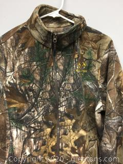 Hunting  Fleece Jacket