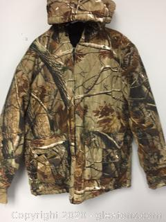 Hunting Hoodie Jacket by Realtree