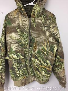 Hunting Jacket by Open Counting 2 Pockets