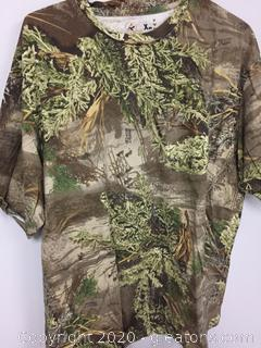 Hunting Short Sleeve Shirt by Red Heat