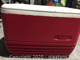 Igloo Cooler B