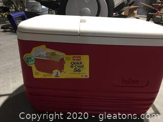 Igloo Cooler A