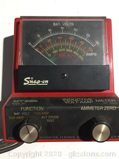 Volt – Amp Meter by Snap-On