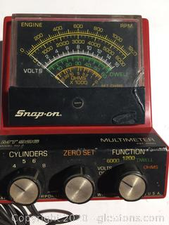 Multimeter by Snap - On