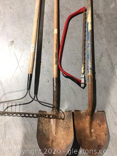 Tool Lot 4pc