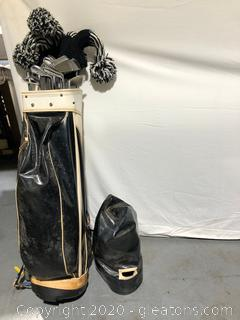 Faultless MVP Les Trevino Golf Clubs