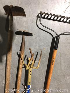 Tool Lot 4 Pc