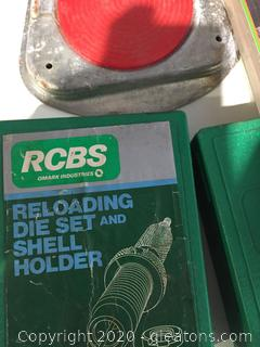 Gun Loading Machine + Shell Holder