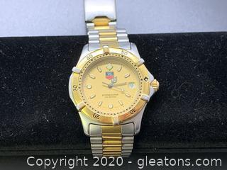 Men's Tag Heuer Wrist Watch