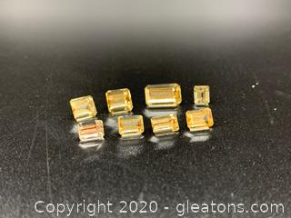 Yellow Spinel Loose Gemstone 10 Carats