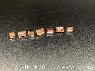 Light Brown Spinel Loose Gemstones