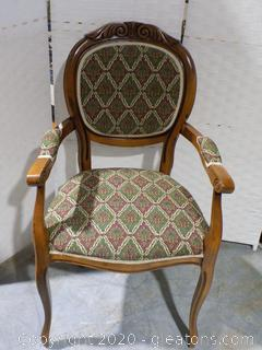 Accent Chair - Armed