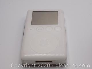 40 GB Ipod
