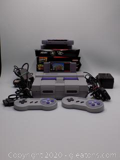 Super Nintendo Classic Edition Bundle