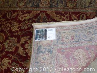 Accent Rug 100% Pure Worsted Wood Pile