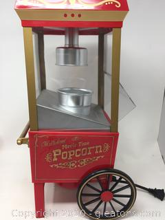 Movie Time Popcorn Machine