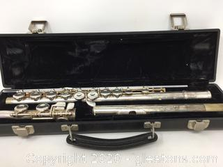 Flute with Case by King Instruments