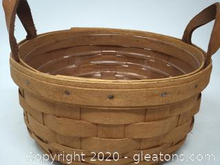 Longaberger Basket (a)