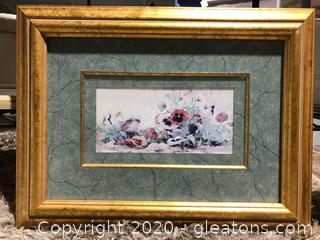 Framed Wall Art by Mae Someville