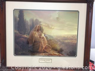 Greg Olsen 'O Jerusalem, Jerusalem'