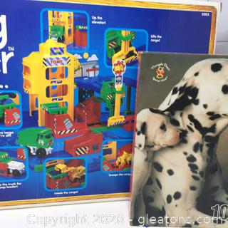 Young Child Toy and Puzzle
