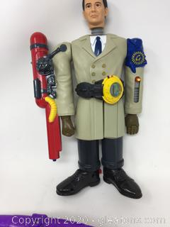 "Inspector Gadget 12"" Doll Like New"