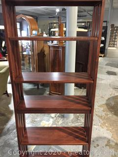 Mission Style Bookshelf by Ashley Furniture