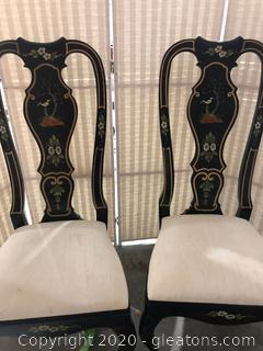 Dining Chairs by Thomasville Pair B