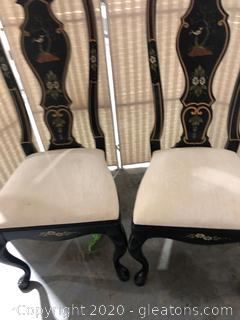 Dining Chairs by Thomasville Pair C