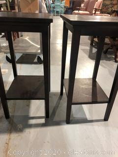 Accent Tables Pair
