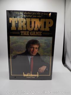 1989 Donald Trump The Game