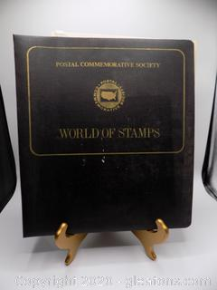 Postal Commemorative Society World of Stamps