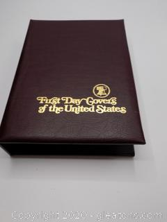 First Day Covers of the United States Fleetwood Stamps Album A