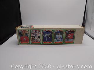 Sleeve of Baseball Cards B
