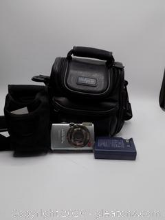 Canon Power Shot SD7001S with ViD Pro Case