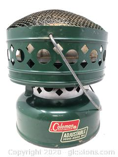 Coleman Adjustable 3000-5000 BTU Outdoor Heater