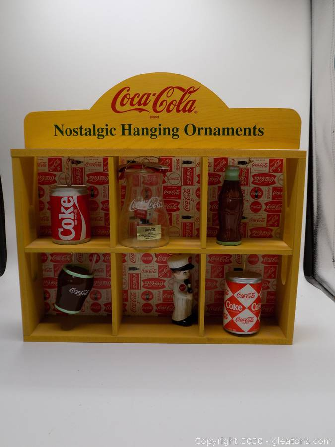Coca Cola Collectible Extravaganza