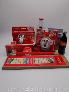Coca-Cola Office Supplies Lot B