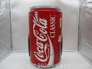 Coca-Cola Classic Tape-CD-Radio System