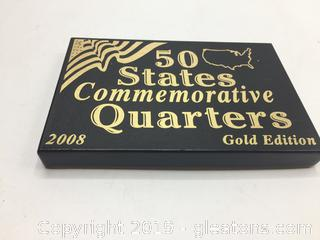 50 States Commemorative Quarters 2008 Edition