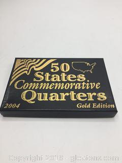 50 States Commemorative Quarters 2004 Edition