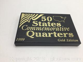 50 States Commemorative Quarters 1999 Edition